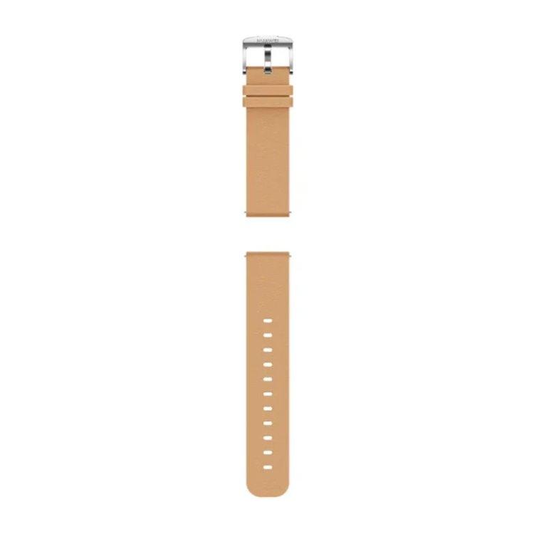 Originální řemínek Huawei 55031979 (20mm) pro Huawei Watch a Watch GT2, Khaki