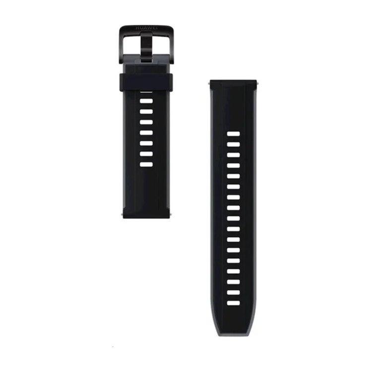 Originální řemínek Huawei 55031981 (22mm) pro Huawei Watch a Watch GT2, Black