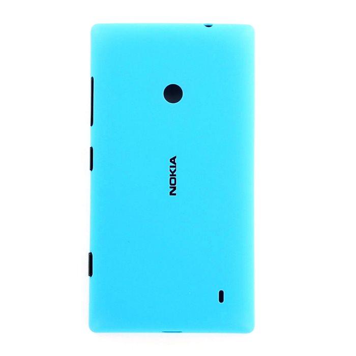 Originální zadní kryt (kryt baterie) pro Nokia Lumia 520, Cyan