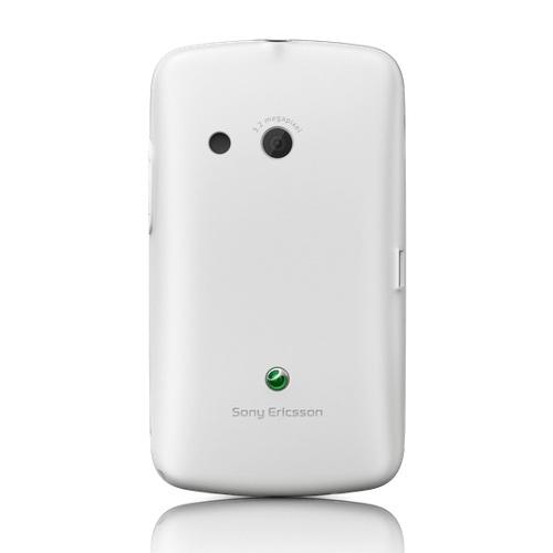 Originální zadní kryt (kryt baterie) pro Sony Ericsson TXT CK13, White
