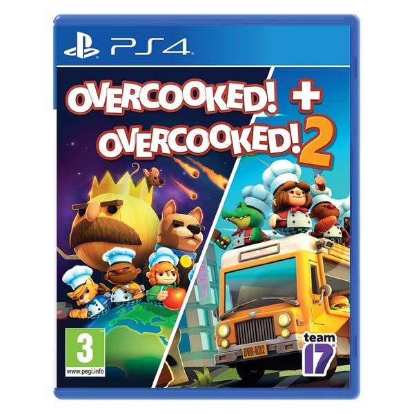 Overcooked! PS4