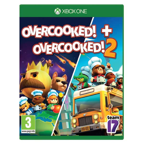 Overcooked! XBOX ONE