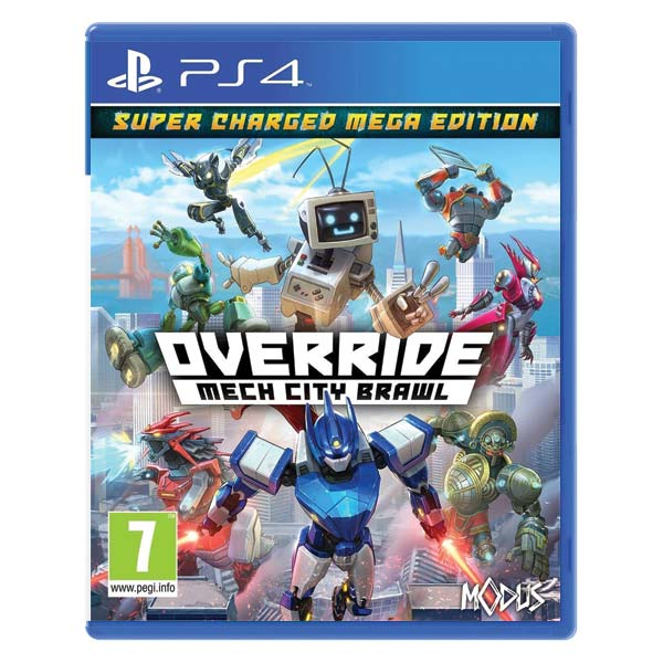 Override: Mech City Brawl (Super Charged Mega Edition) PS4