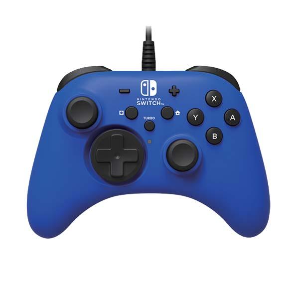 HORI Horipad pro konzole Nintendo Switch, modrý
