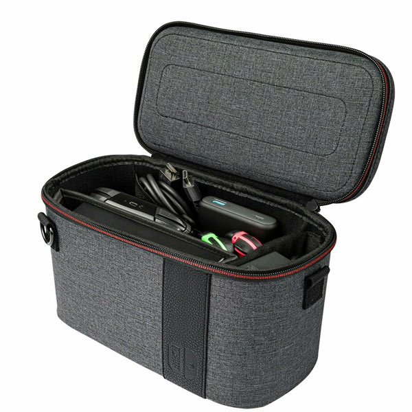 PDP Pull-N-Go Case – Elite Edition for Nintendo Switch