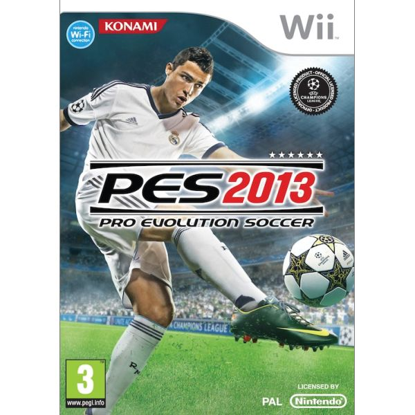 Pes 2013 Pc Edições Evolution: PES 2013: Pro Evolution Soccer