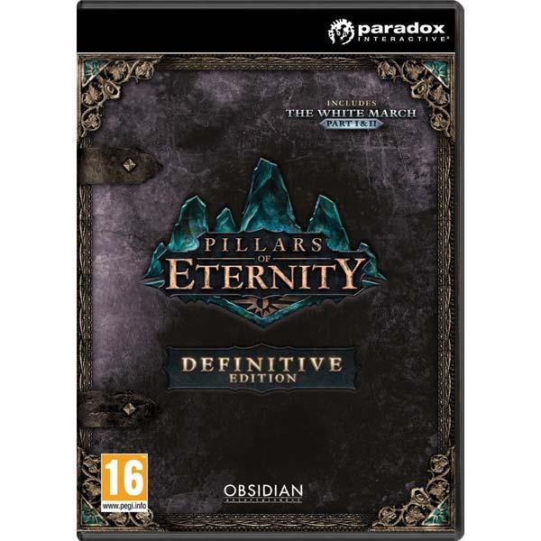 Pillars of Eternity (Definitive Edition) PC