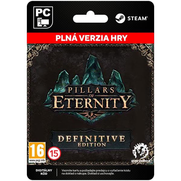 Pillars of Eternity (Definitive Edition)[Steam]
