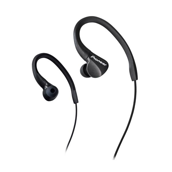 Sportovní sluchátka Pioneer SE-E3, black