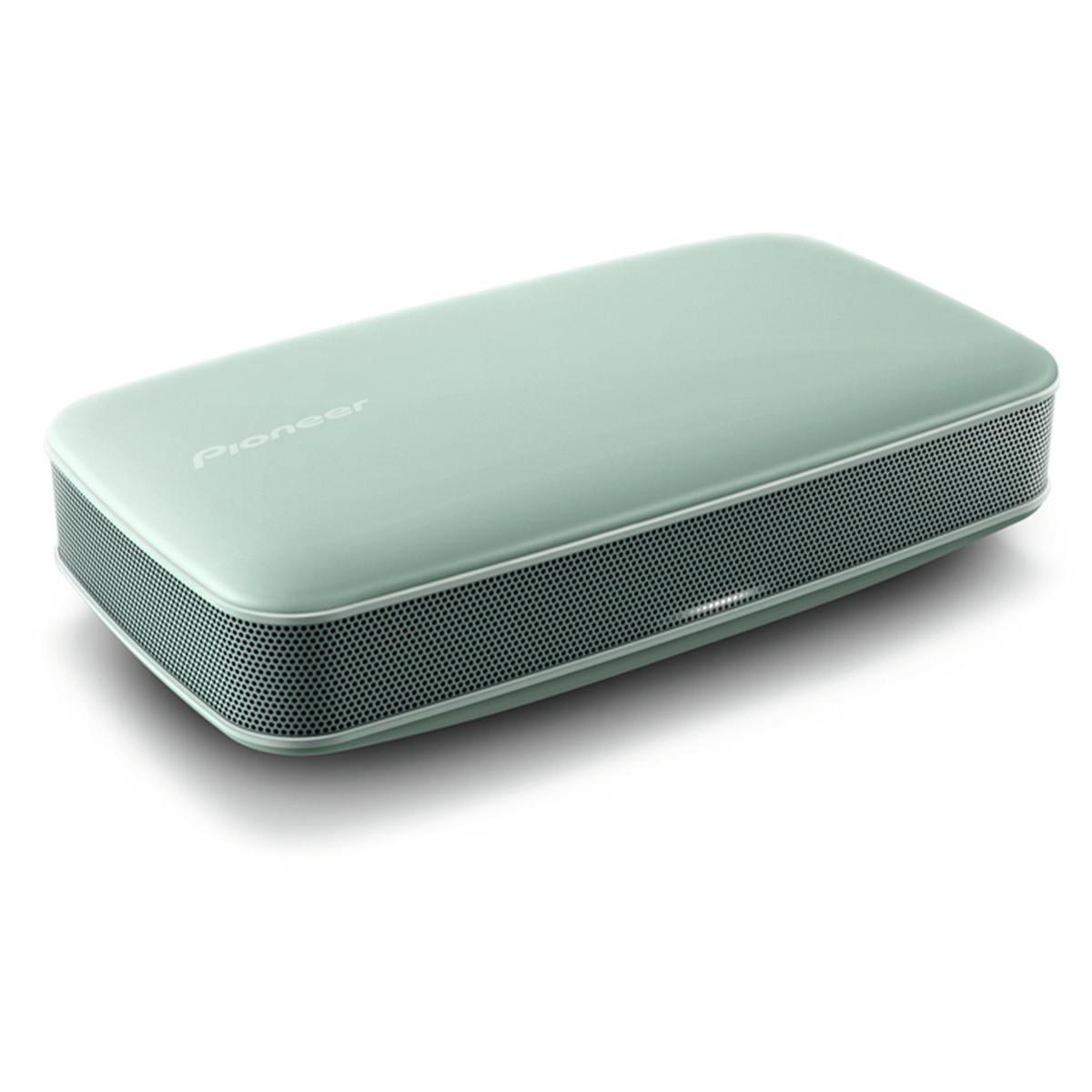 Pioneer XW-LF1, přenosný bluetooth / NFC reproduktor, Blue