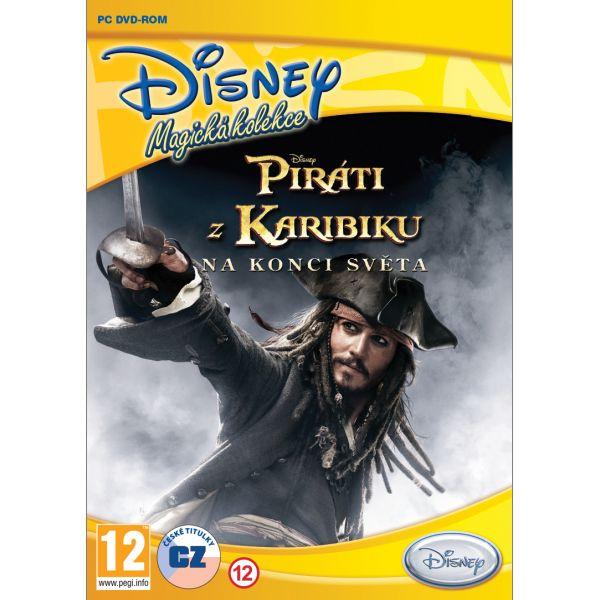 Piráti z Karibiku 3: Na konci světa CZ PC