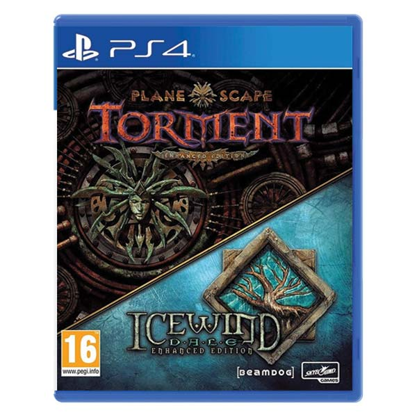 Planescape: Torment (Enhanced Edition) + Icewind Dale (Enhanced Edition) PS4