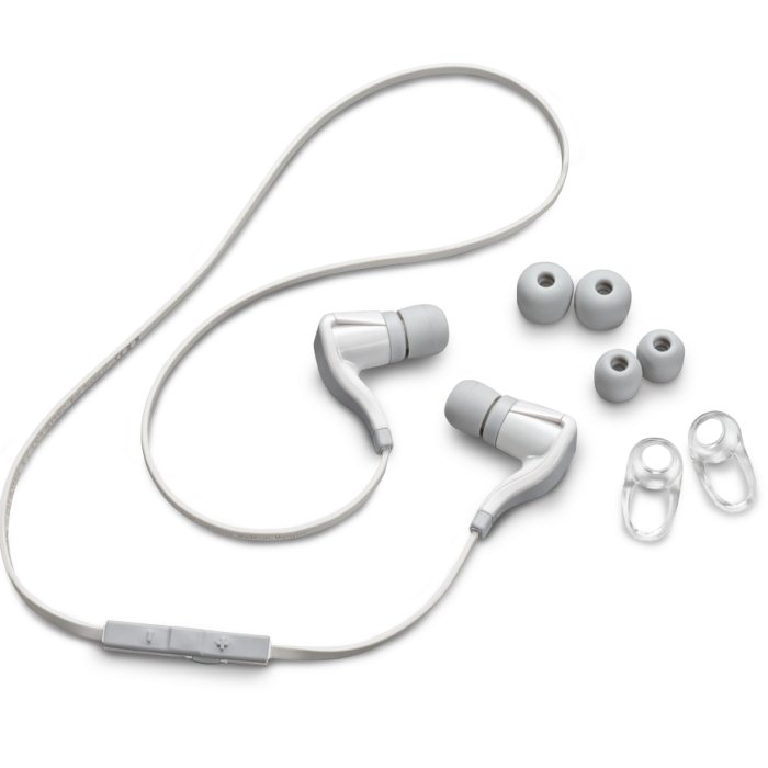 Plantronics Backbeat GO 2-Bluetooth Stereo sluchátka/headset, White