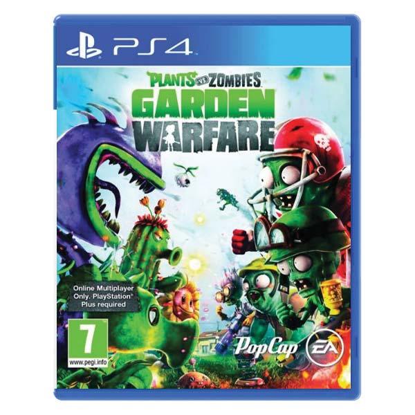 Plants vs. Zombies: Garden Warfare[PS4]-BAZAR (použité zboží)
