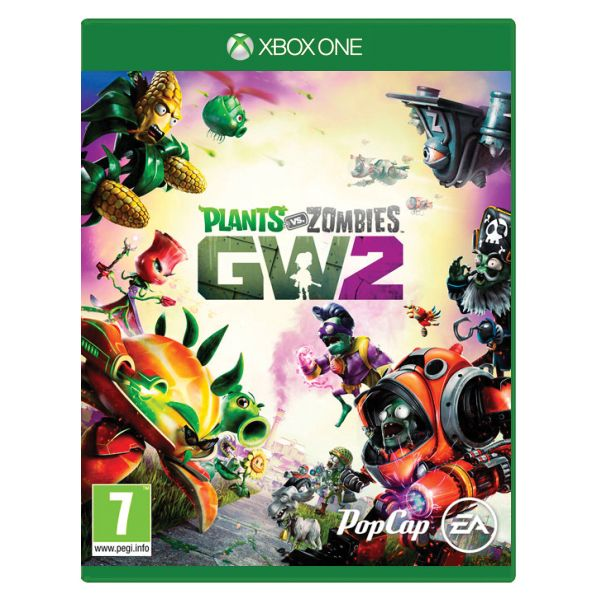 Plants vs.  Zombies: GW 2[XBOX ONE]-BAZAR (použité zboží)