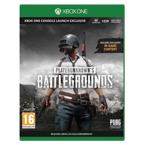 PlayerUnknown 's Battlegrounds 1.0