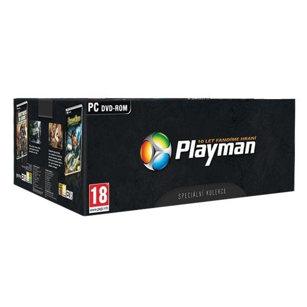Playman - 10 let fandíme hraní (Speciální kolekce) PC