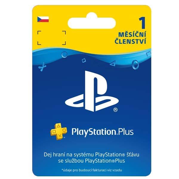 PlayStation Plus předplatné na 30 dní (CZ ESD)