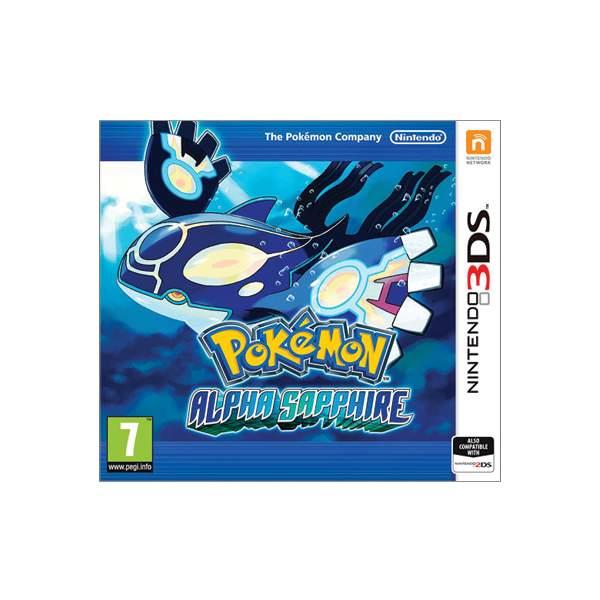 Pokémon: Alpha Sapphire 3DS
