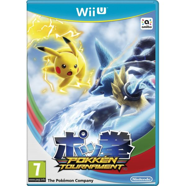 Pokkén Tournament Wii U