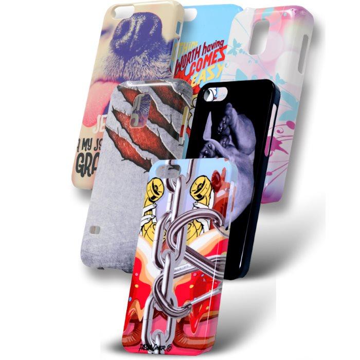 Polykarbonátové pouzdro SkinZone pro HTC 10, Podle vlastního výběru