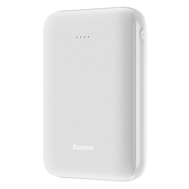 PowerBank Baseus-10 000 mAh, White