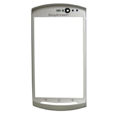 Přední kryt pro Sony Ericsson Xperia Neo a Neo V, Silver