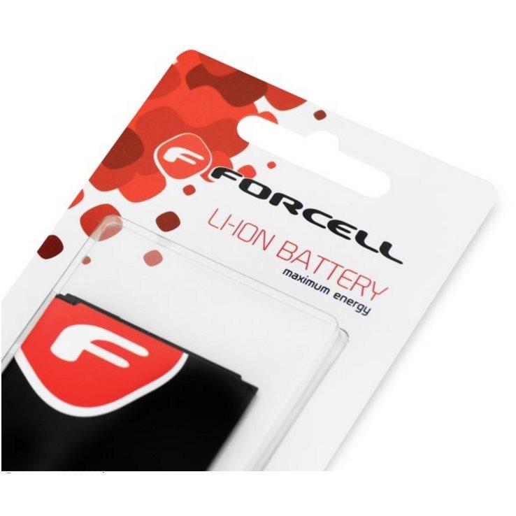 Prémiová baterie ForCell pro NOK 5310 Xpress Music/7210S/7310S a další telefony-1000 mAh Li-Ion