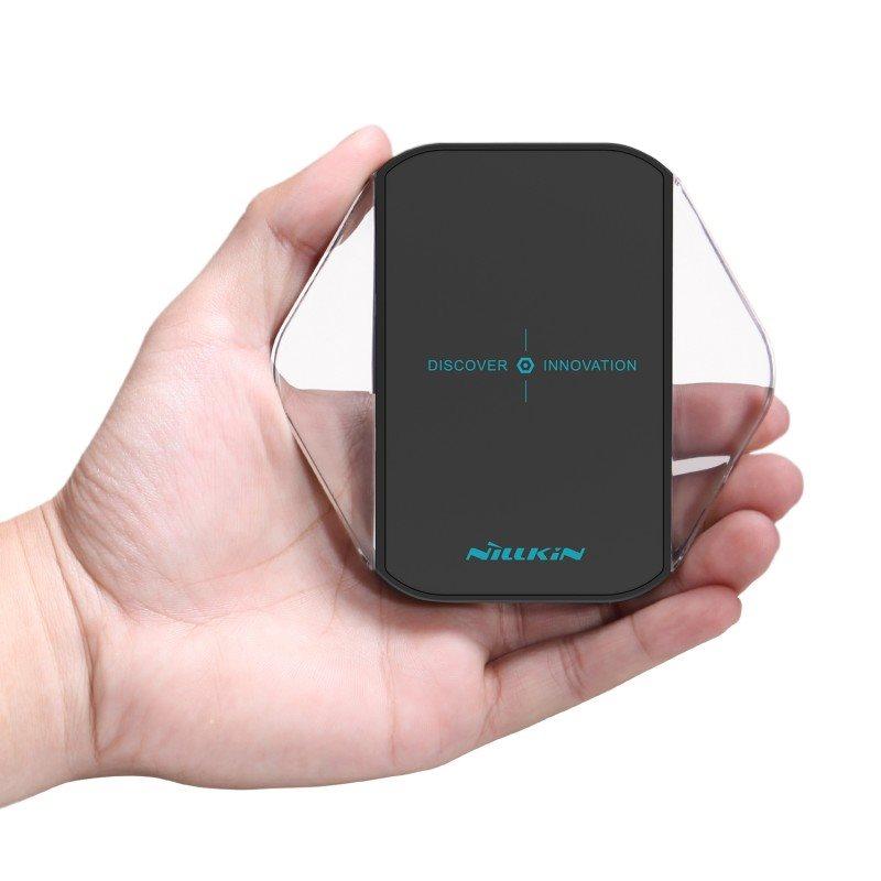 Prémiová bezdrátová nabiják Nillkin Magic Cube pro Váš smartphone, Black