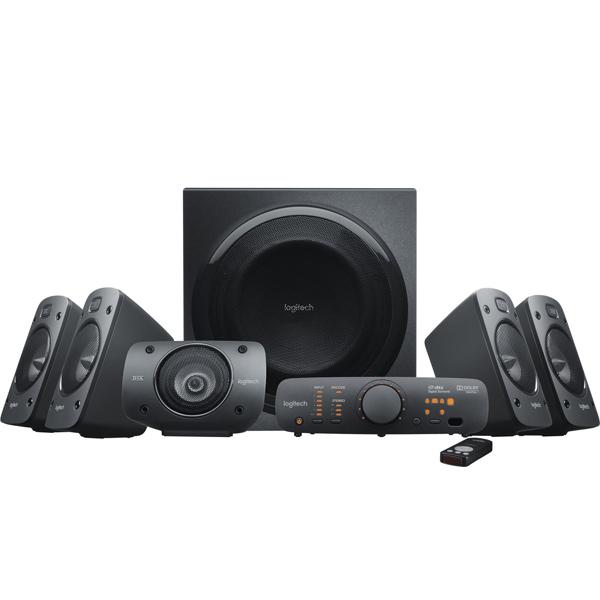 Premiové reproduktory Logitech Speaker System Z906