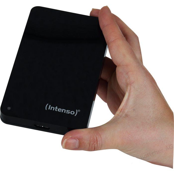 """Přenosný HDD Intenso MemoryCase 2.5"""", 2000 GB, USB 3.0"""