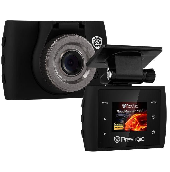 Prestigio Roadrunner 133-HD kamera do auta