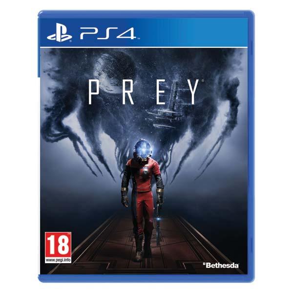 Prey[PS4]-BAZAR (použité zboží)
