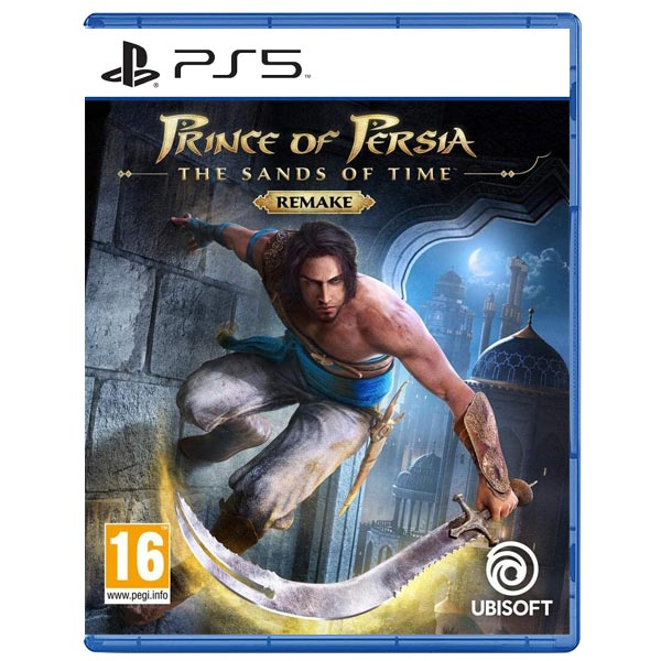 Prince of Persia: The Sands of Time (Remake)