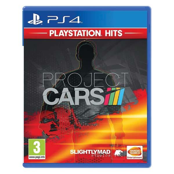 Project CARS [PS4] - BAZAR (použité zboží)