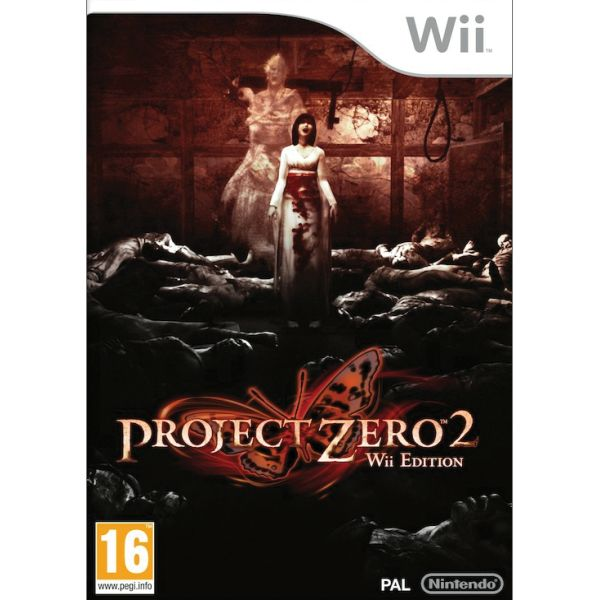 Project Zero 2 (Wii Edition) Wii