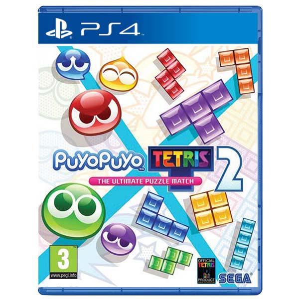 Puyo Puyo Tetris 2 PS4