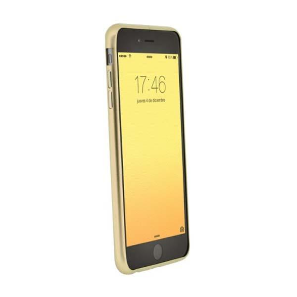 Puzdro 4-OK Bumper Aluminium iPhone 6 Plus, Zlatá
