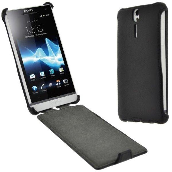 Pouzdro 4-OK KLAP CASE pro Sony Xperia Arc U