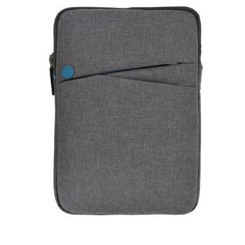 Pouzdro 4-OK Nara pro Prestigio MultiPad 4 Ultra Quad 8.0 3G-PMT7287, Cotton Grey
