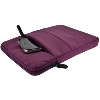 Pouzdro 4-OK Nilo pro Samsung GALAXY Tab 3 7.0 Lite-T110 a T111, Nylon Lilac