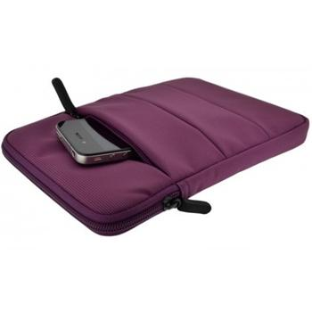 Pouzdro 4-OK Nilo pro Samsung Galaxy Tab 4 7.0-T230, T231 a T235, Nylon Lilac