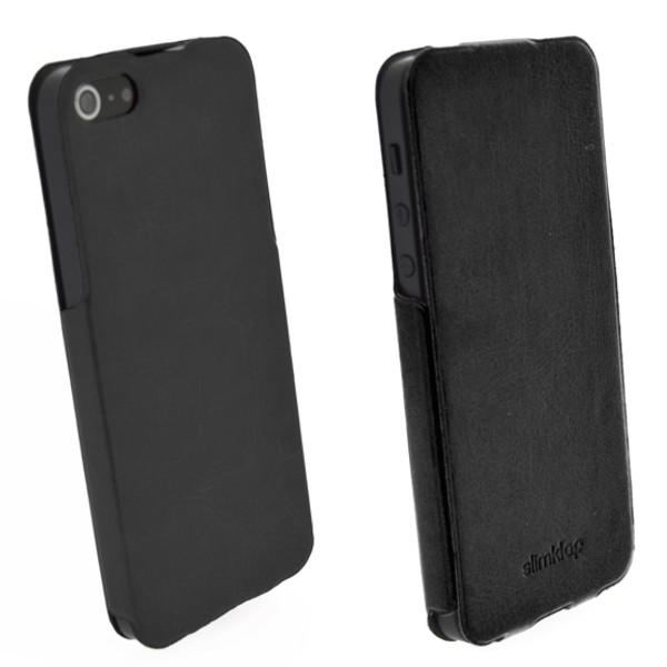 Pouzdro 4-OK SLIM KLAP CASE pro iPhone 5