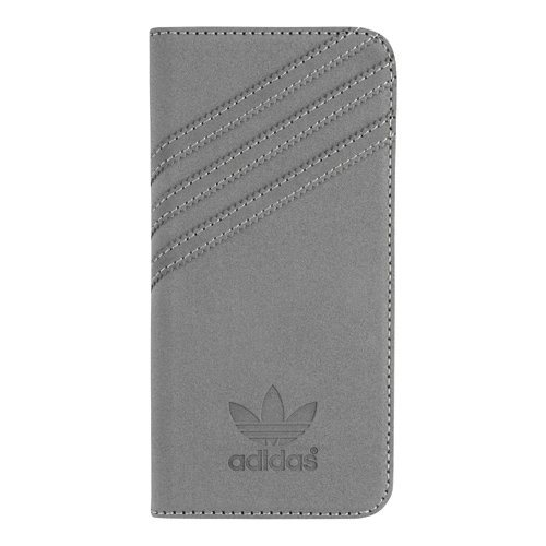 Pouzdro Adidas Originals-Booklet pro Apple iPhone 6 a Apple iPhone 6S, Grey