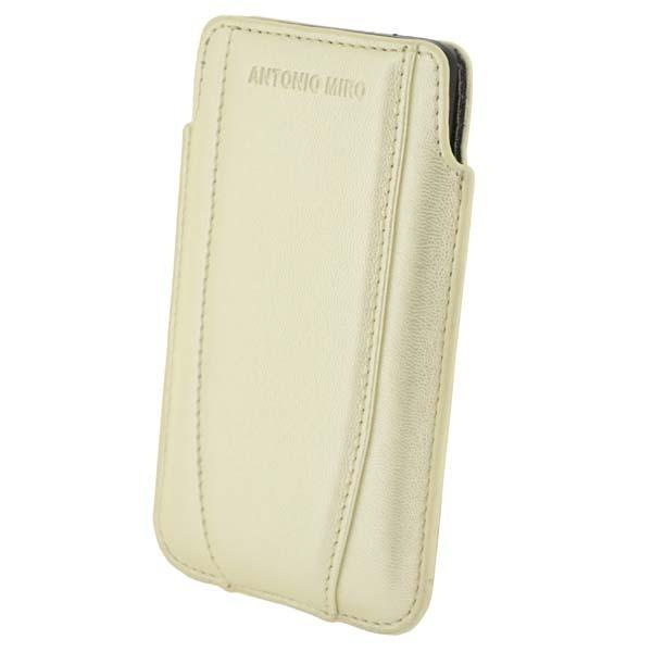 ANTONIO MIRO UP CASE, White, pouzdro na iPhone a další mobily do rozměrů 115x62x13mm