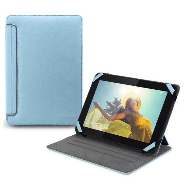 Pouzdro Canyon CNA-TCL0207 pro GoClever Insignia 700 Pro, Light Blue
