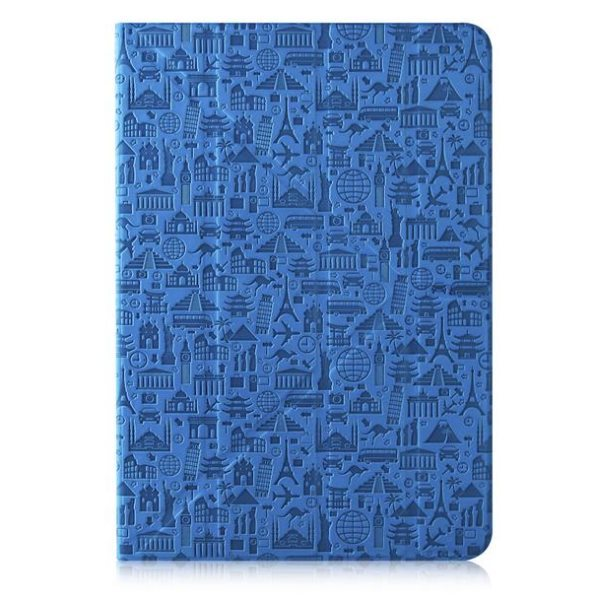 """Pouzdro Canyon""""Life Is"""" CNS-C24UT7 pro Acer Iconia Tab 8-A1-840 FHD, Blue"""