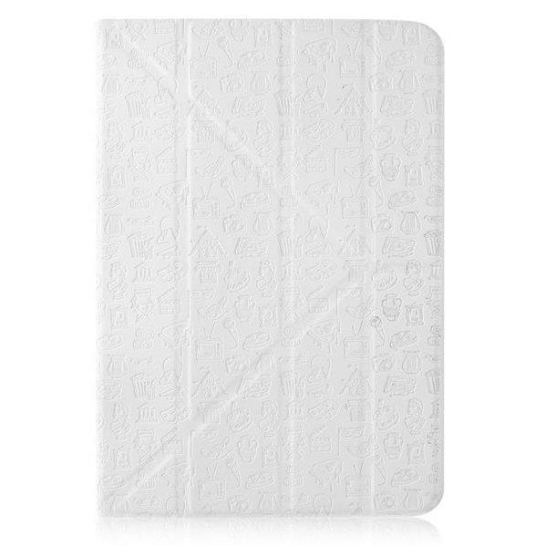 "Pouzdro Canyon""Life Is"" CNS-C24UT7 pro Acer Iconia Tab 8-A1-840 FHD, White"