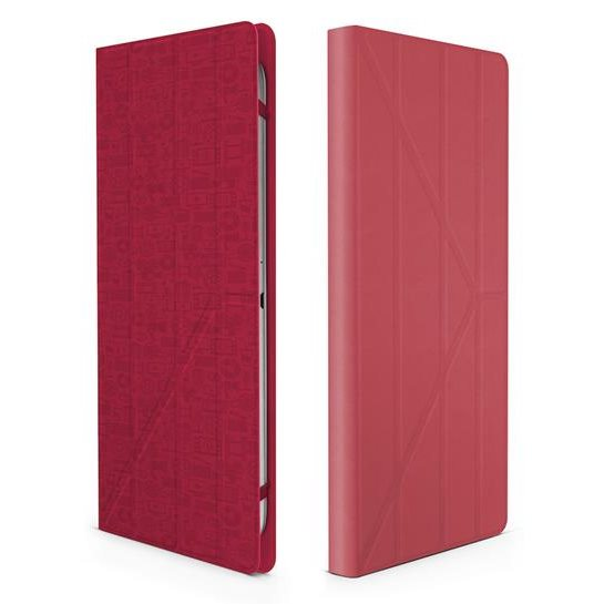 """Pouzdro Canyon """"Life Is"""" CNS-C24UT7 pro Acer Iconia Tab 8 W - W1-811, Red"""