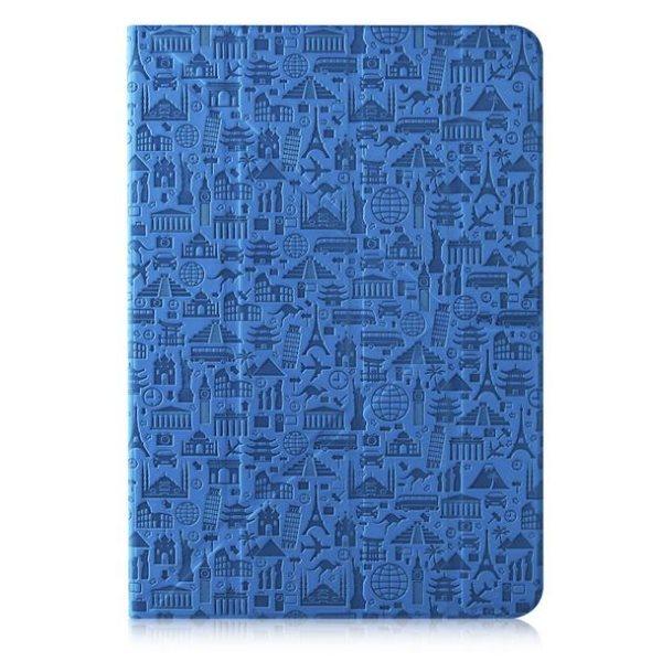 "Pouzdro Canyon""Life Is"" CNS-C24UT7 pro Asus Memo Pad 8-ME181CX, Blue"